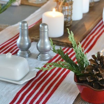 Beneath My Heart's Christmas Home Tour {Part Two}