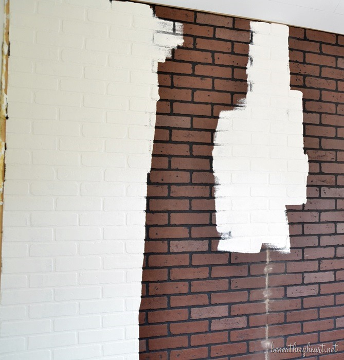 Brick Wall Panels : How to build industrial shelves zonetinue