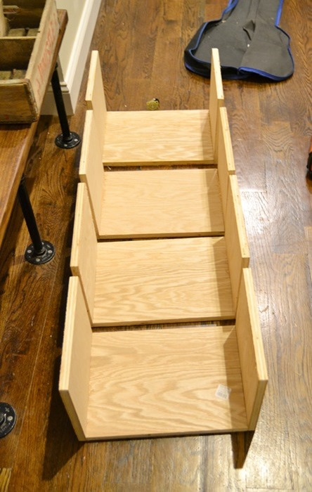 diy rolling storage crates