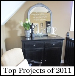 Top Projects 2011