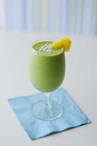 It's the year of the Green Smoothie!
