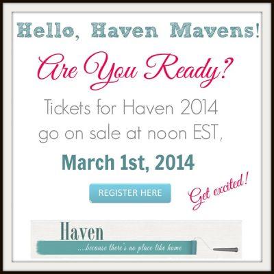 Haven 2014!