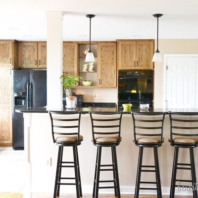 Clint and Mary's Kitchen Makeover Reveal