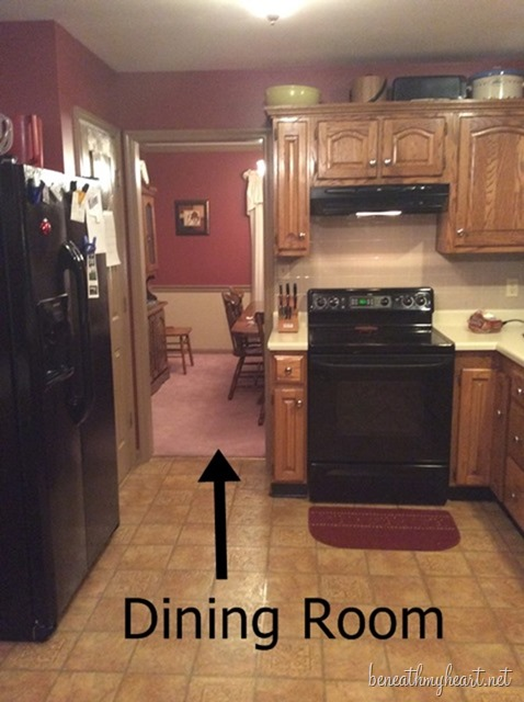Clint and Mary's Kitchen Renovation {Part One}