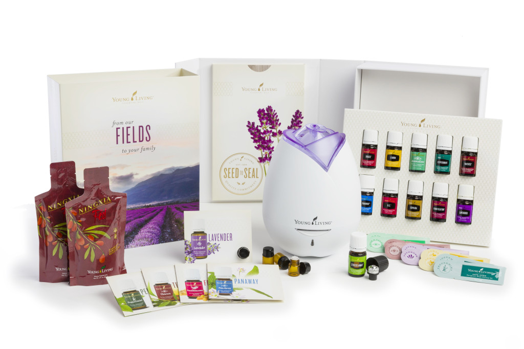Young Living Essential Oils - Beneath My Heart