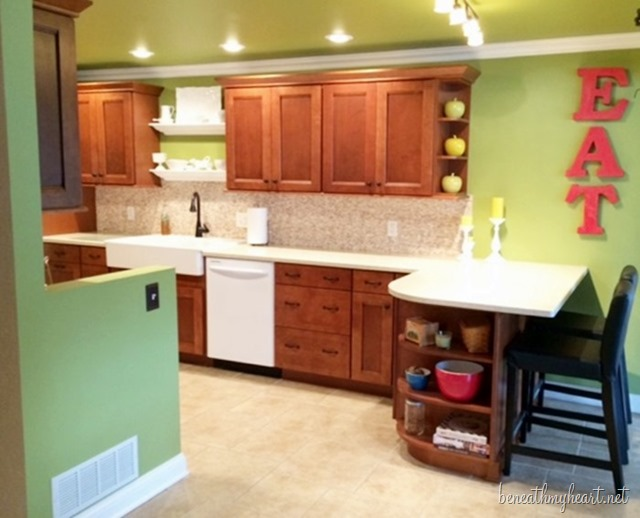 A Reader's Home Makeover (Before and After)
