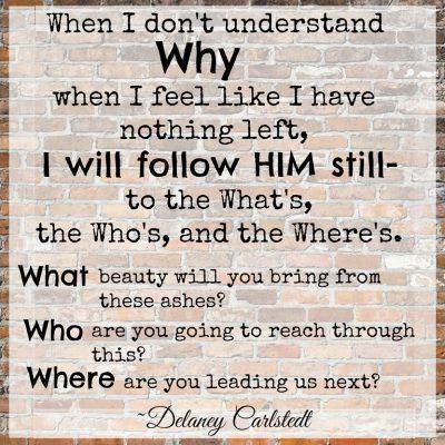Sunday Encouragement