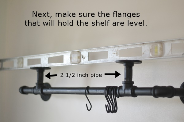 DIY Industrial Coat Rack Beneath My Heart Beauteous Diy Coat Rack Pipe