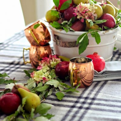 13 Thanksgiving Tablescapes
