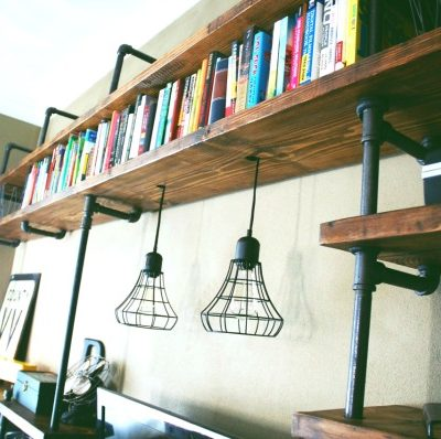 Industrial Shelves (from readers)