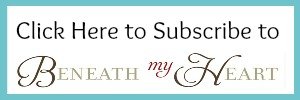 Subscribe to Beneath My Heart