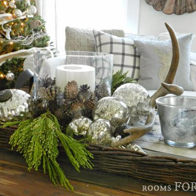 Woodland Glam Christmas