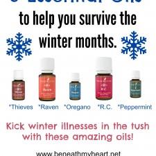 winter oils