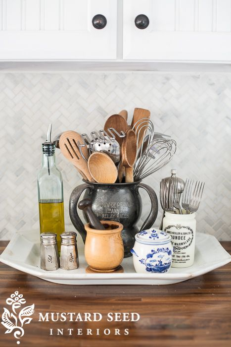 Tips and Tricks to Organizing Your Kitchen!