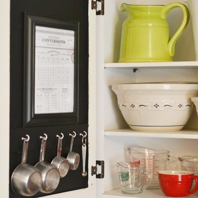 Kitchen Organization – Measuring Cups