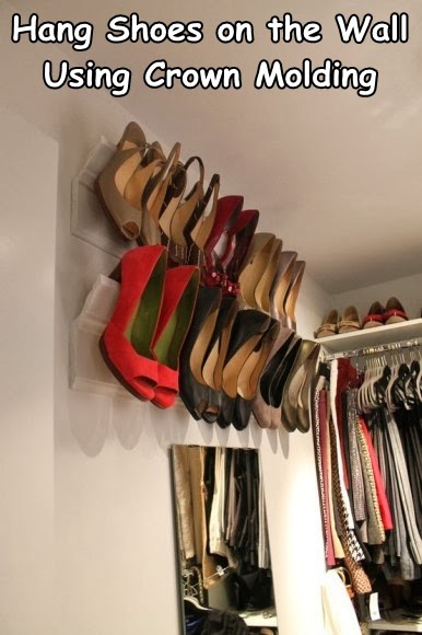 shoesonwall