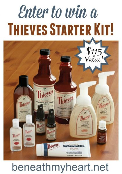 thieves giveaway
