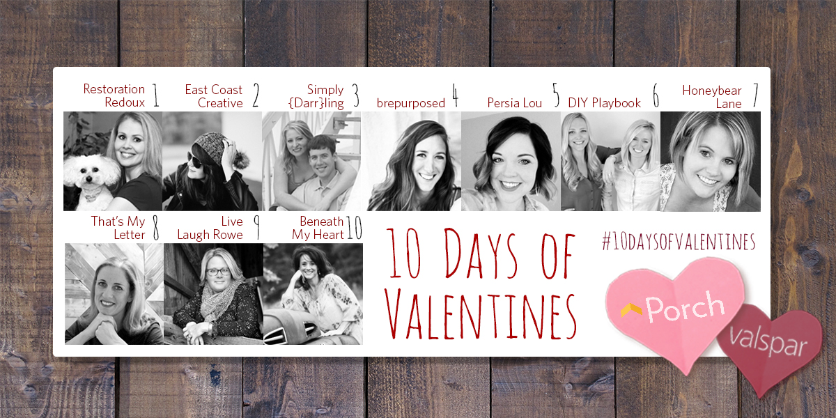 10 Days of Valentines_ with photos
