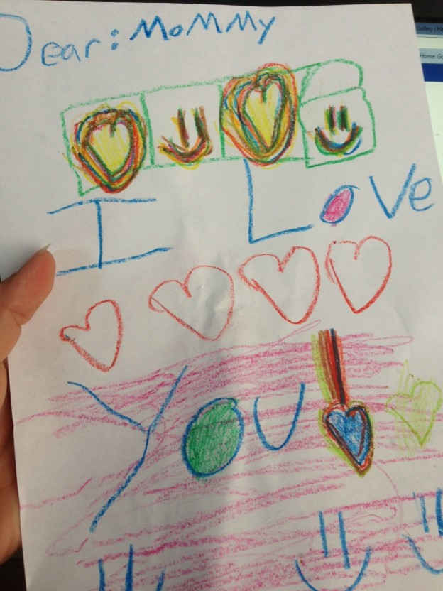 Letters of Love…from kiddos!  (American Greetings Giveaway!)