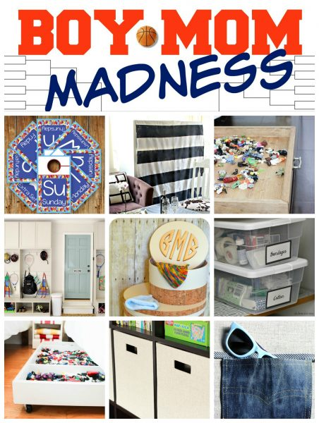 Boy Mom Madness Tuesday Collage
