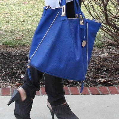 Spring Style {Go Big Blue!}