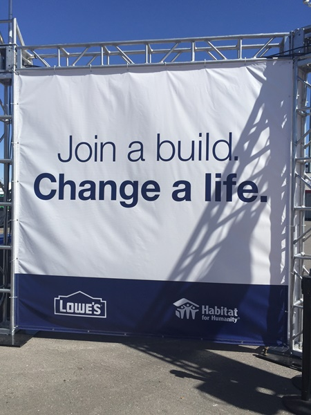 My Trip to Las Vegas with Lowe's, Kobalt, and Habitat for Humanity {Part One}