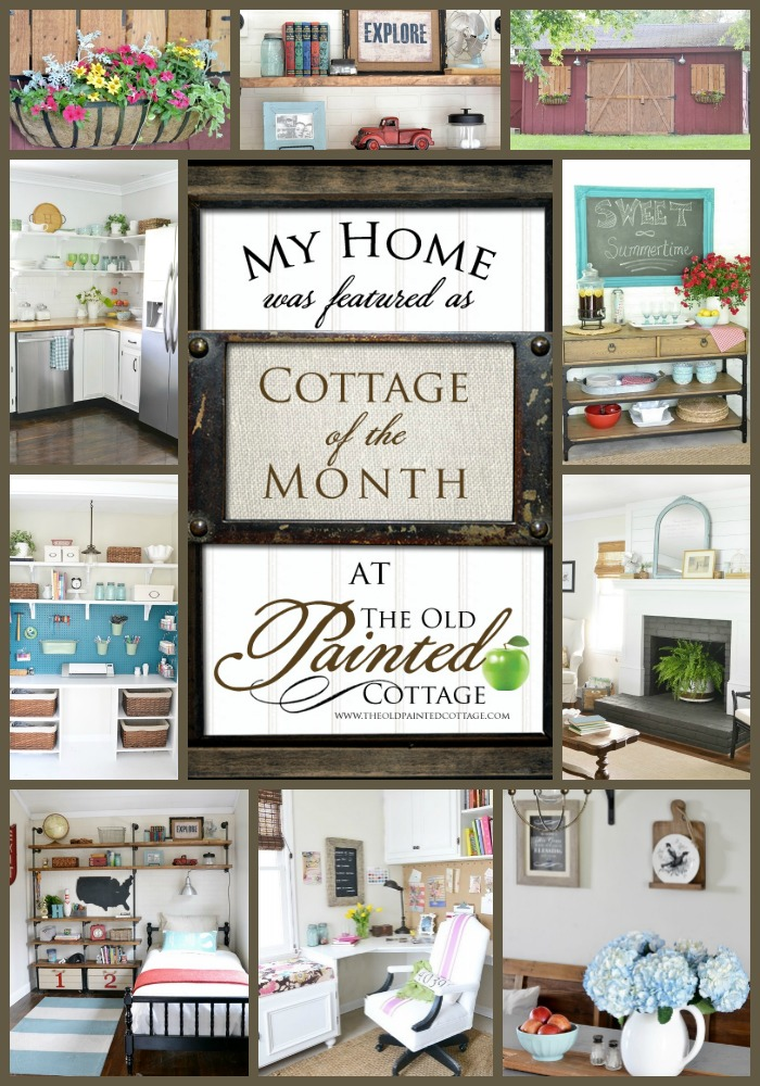 cottage of the month