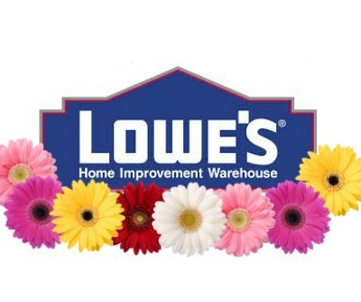 Spring Sprucing Up with Lowe's (How would you like Me and Lowe's showing up at your front door in a few weeks?)