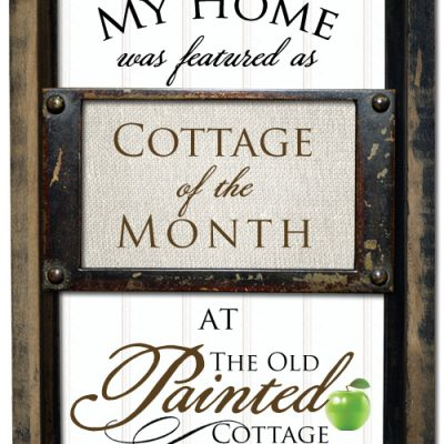 Cottage of the Month Feature!