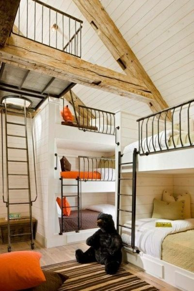 Built-In Bunk Beds {Making Plans for Adam and Eli's Room}