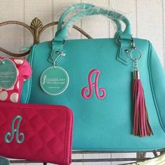 My New Favorite Monogrammed Accessories!