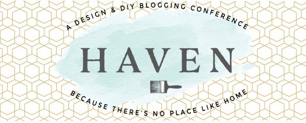 Haven logo design banner