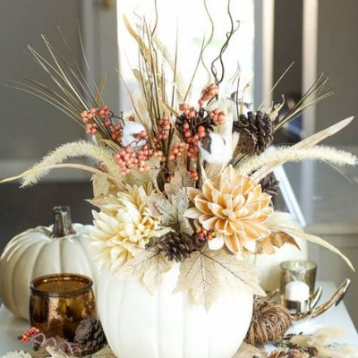 5 Ways to Decorate with Pumpkins!