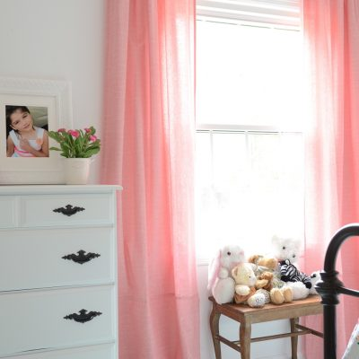 My Inspired Room {for our girl}