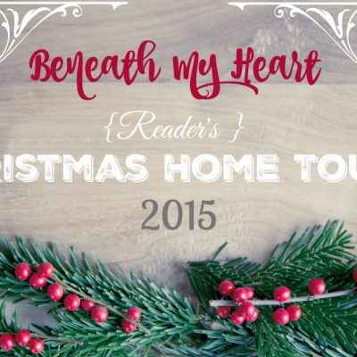 BMH Blog Readers' Christmas Home Tours!