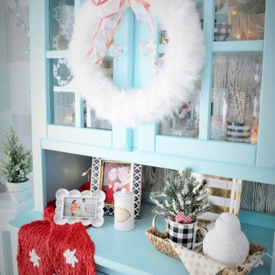 Reader's Christmas Home Tour – Day 3!