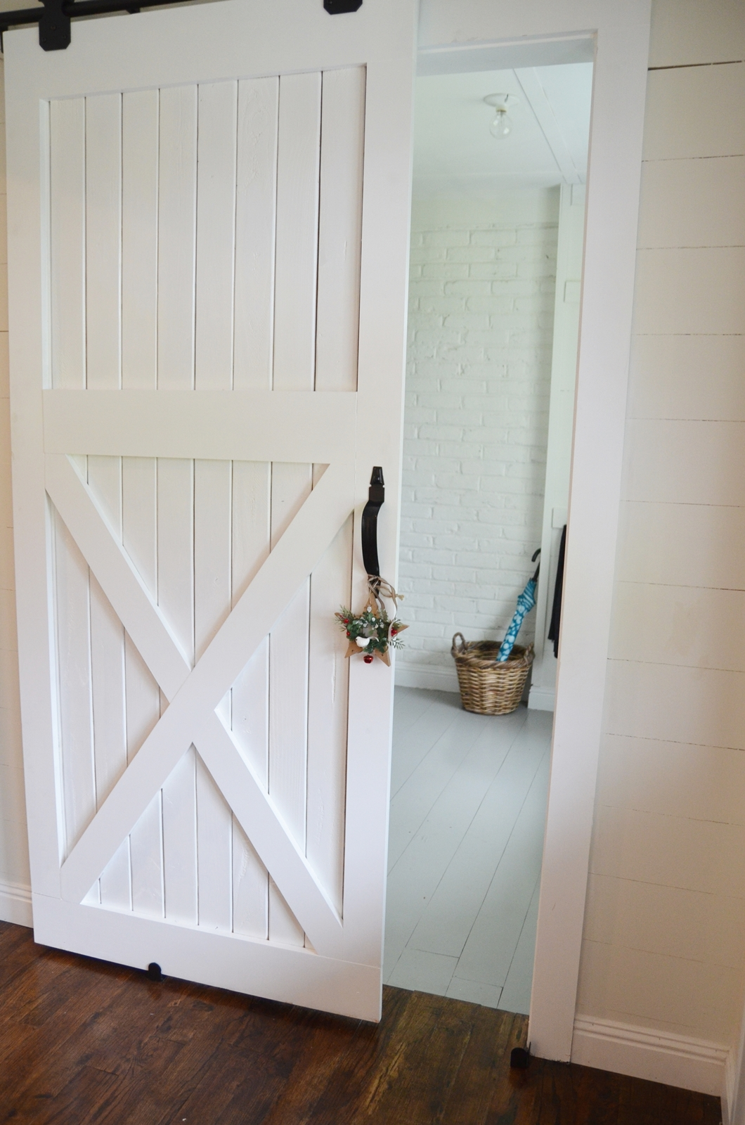 How To Build A Barn Door Beneath My Heart
