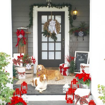 Reader's Christmas Home Tours – Day Four!
