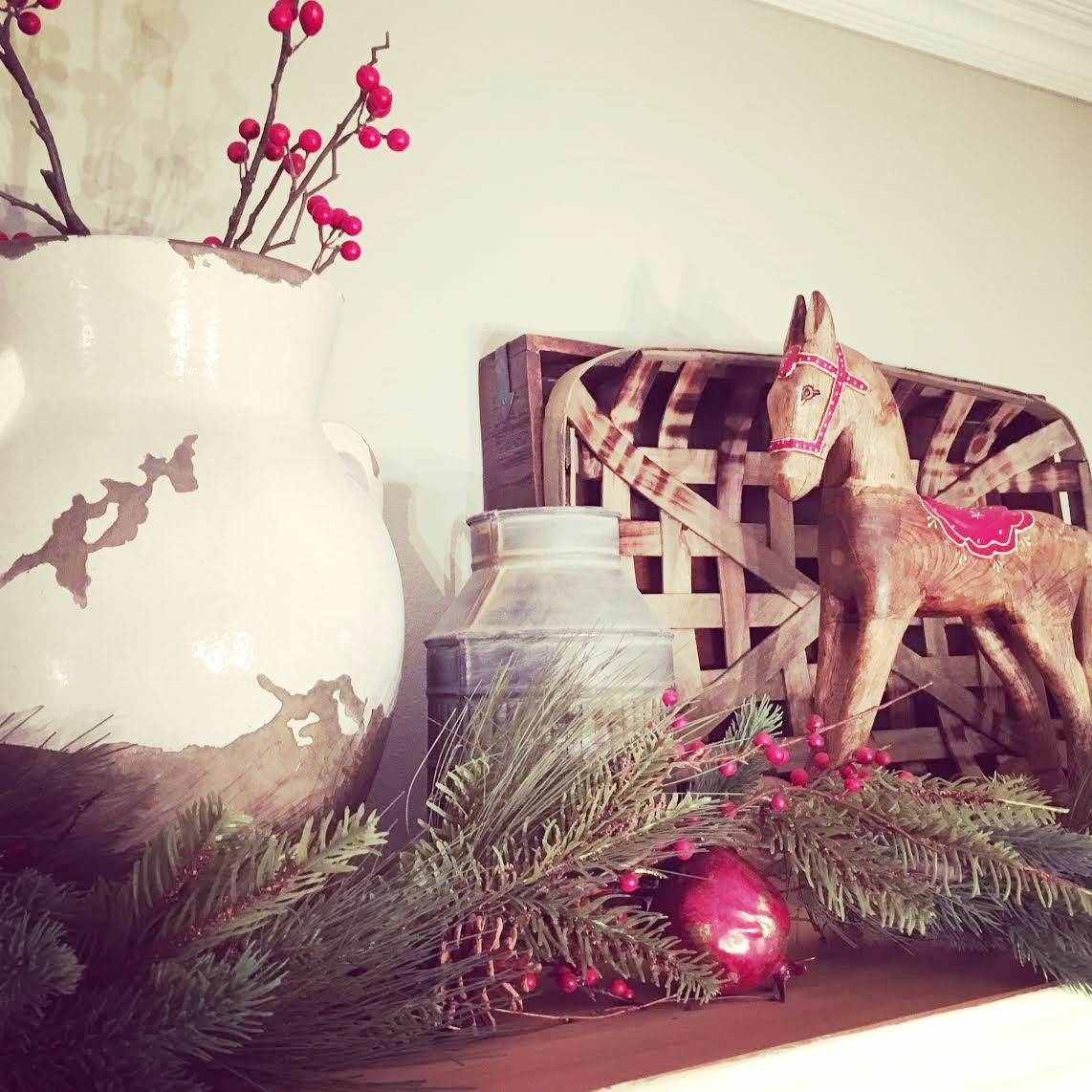 Readers' Christmas Home Tours – Day Six!