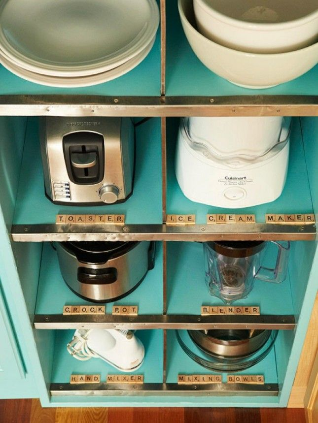 Clean Up The Kitchen – An Organization Idea Guide