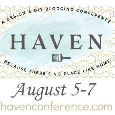 Haven Maven Mentor Blog Hop