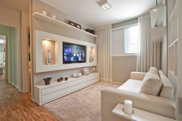 TV Wall Decor Ideas 15