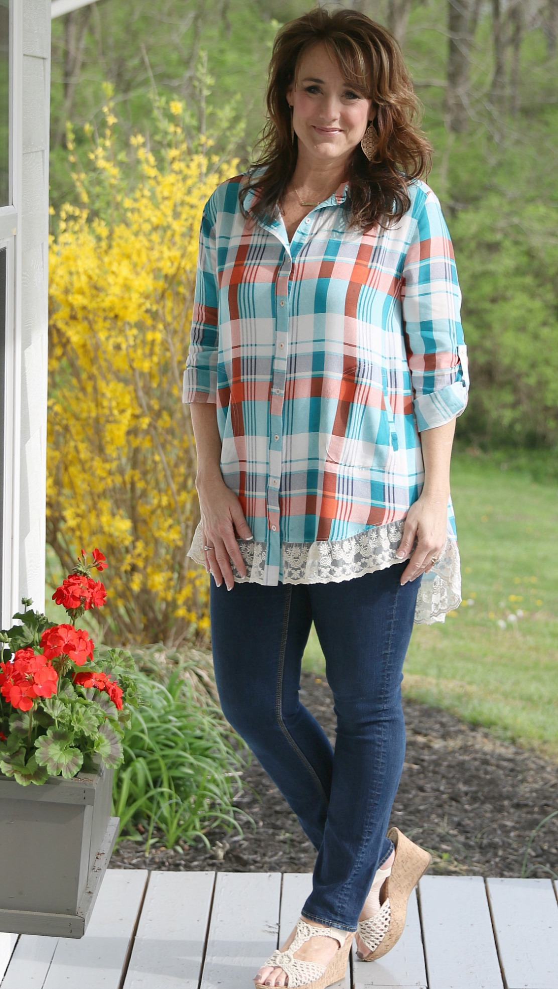 Mad for Plaid! {Fashion Friday}