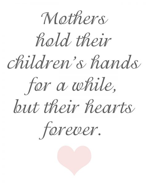 hold hearts forever