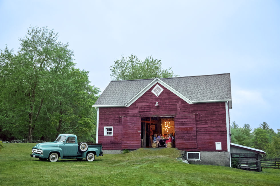 How to Throw a Barn Party (with or without a barn!)
