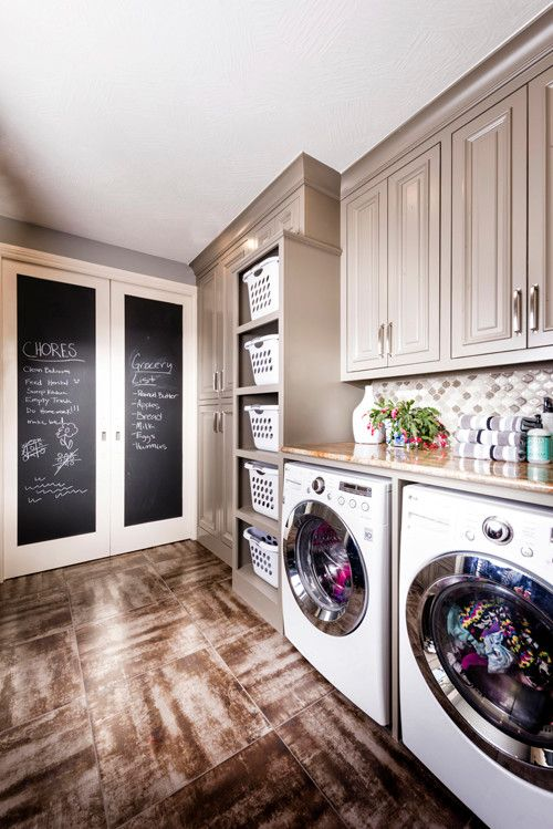 Favorite Laundry Rooms On Pinterest