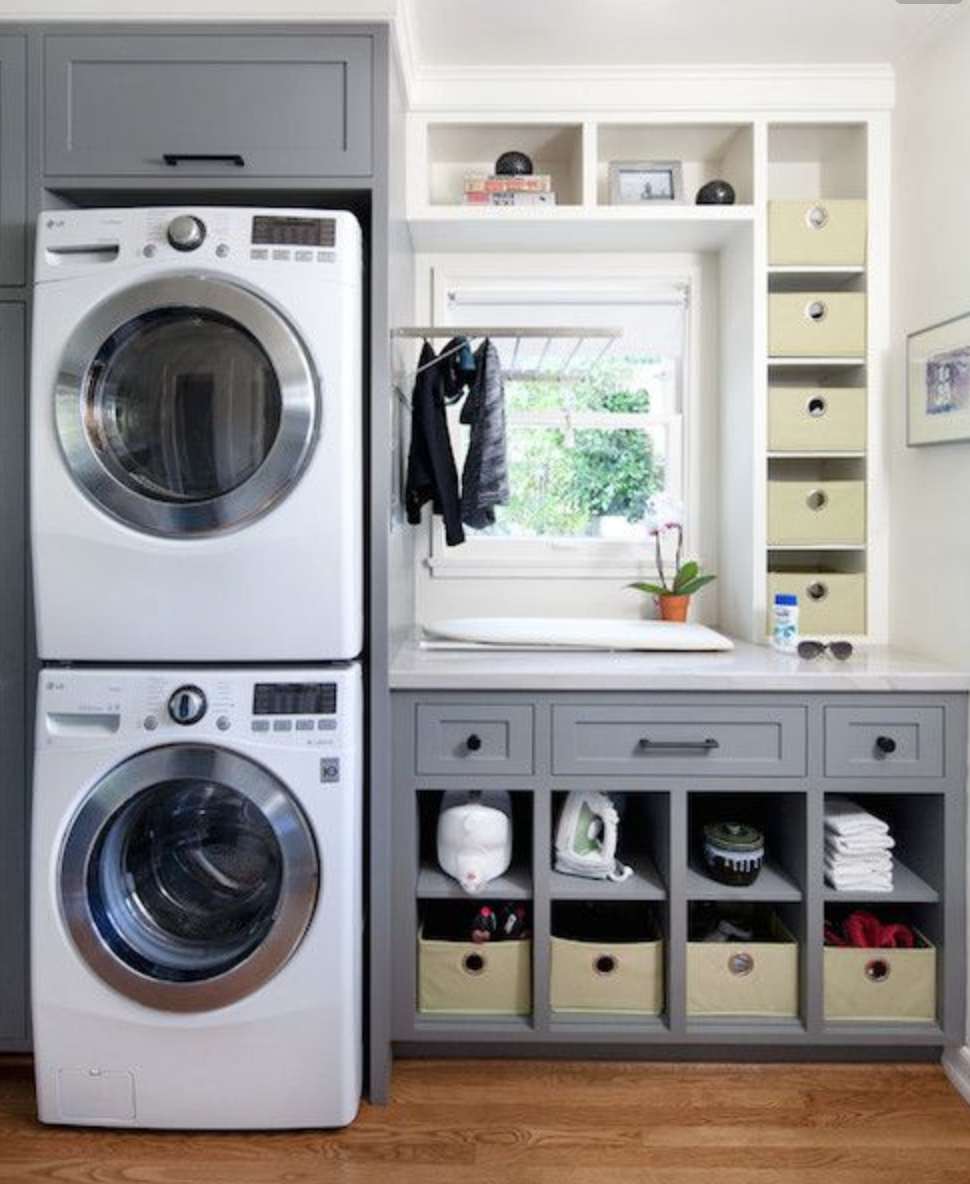 How Deep Is A Stackable Washer And Dryer Shapeyourminds Com