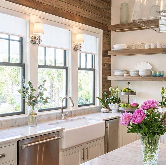 Best of Pinterest:  Modern Farmhouse Style
