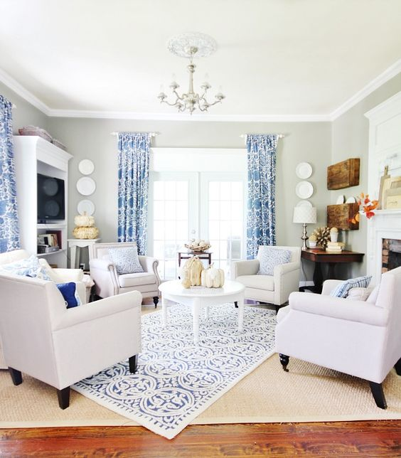 Living Room Ideas To Fall In Love With: My Living Room Refresh For Fall!
