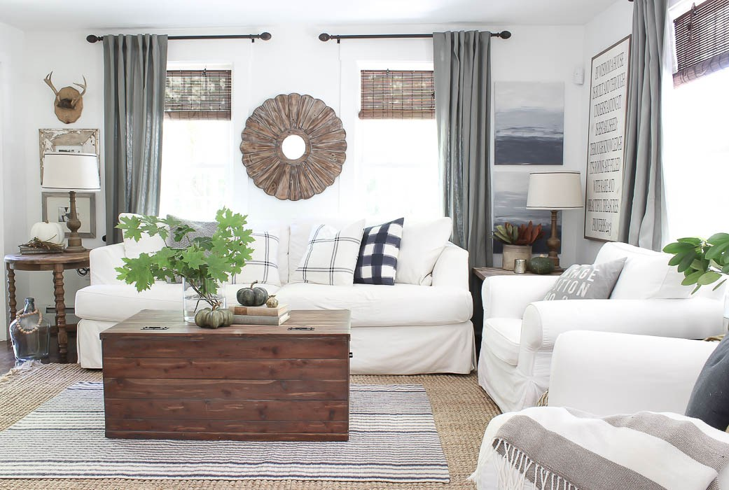 fall living room favorite farmhouse feature beneath my 11143